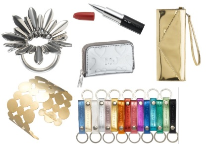 I especially like the lipstick pen and the bracelet Image Source Marc by