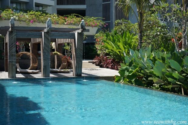 The Three Monkey Pool, Rimba Jimbaran