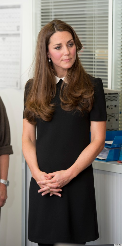 The Duke And Duchess Of Cambridge Visit Child Bereavement UK