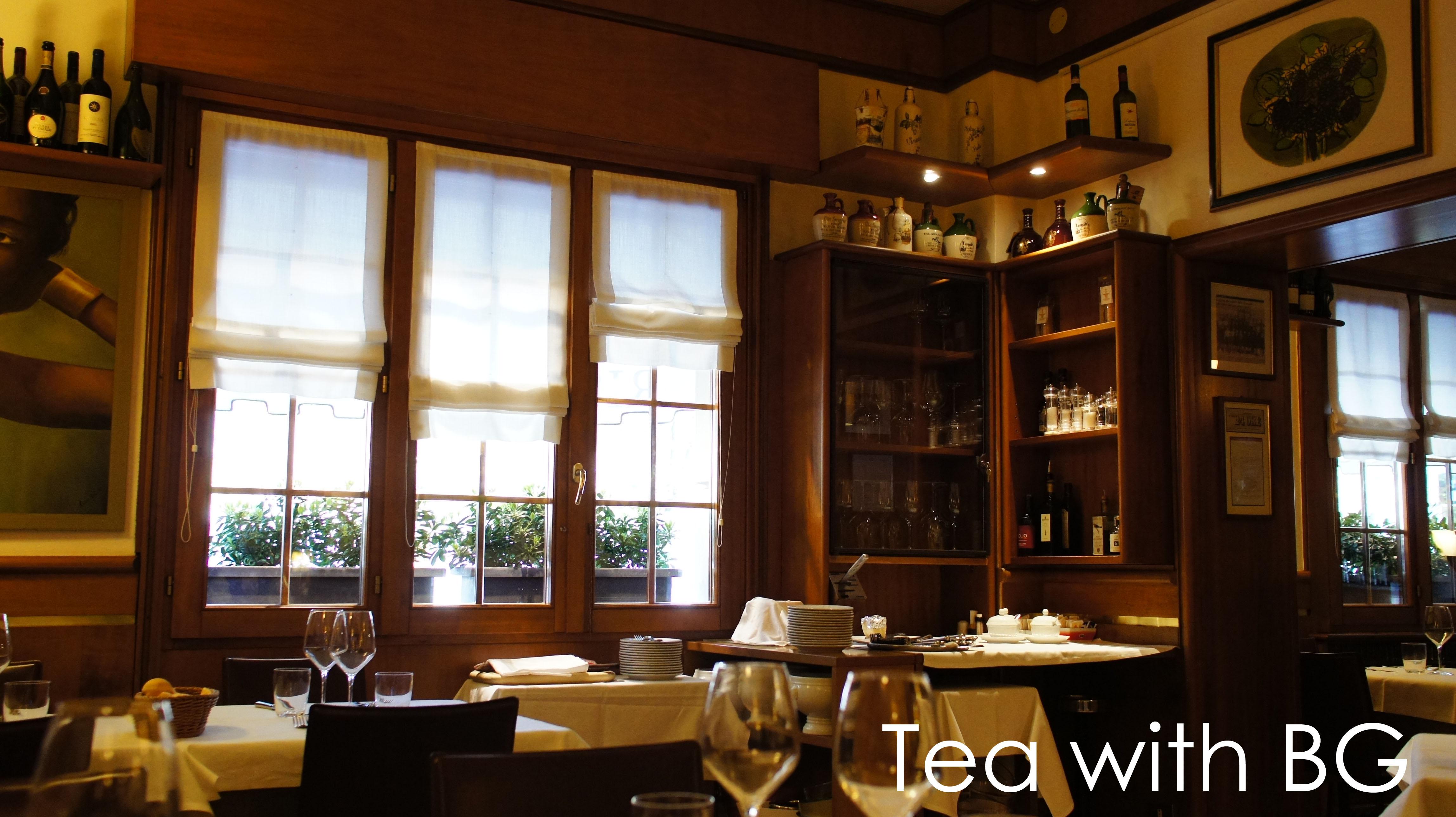 Italy | Tea with BG